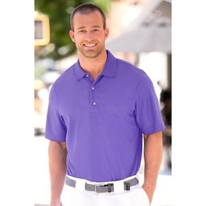 Greg Norman Play Dry Textured Polo Shirt